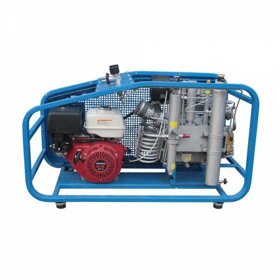Компрессор высокого давления FROSP КВД 300/300 с бензиновым двигателем Honda GX390