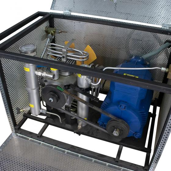 Домашняя газовая заправка FROSP КВД БМП-100