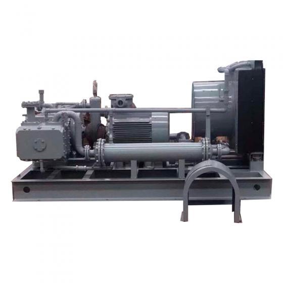 Промышленная метановая заправка FROSP КВД-ГС-1000