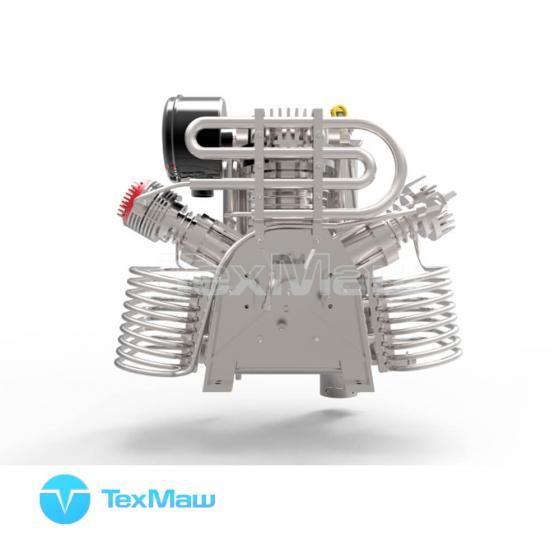 Компрессор высокого давления FROSP КВД 400/300