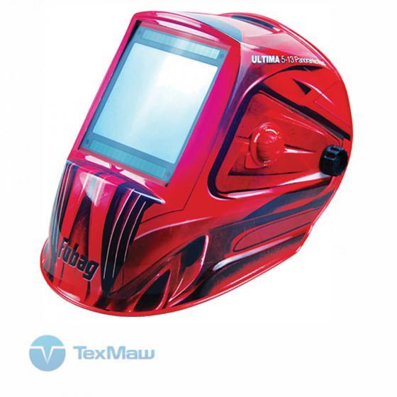 Маска сварщика Хамелеон ULTIMA 5-13 Panoramic Red FUBAG