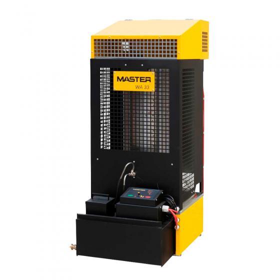 Стационарный нагреватель воздуха на отработанном масле MASTER WA 33