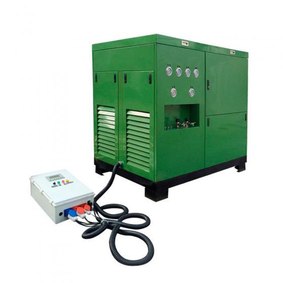 Домашняя газовая заправка FROSP КВД-ГС-20