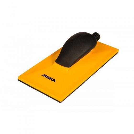 Ручной шлифовальный блок жёлтый с пылеотводом Mirka 115x230 32 отв. [8391700111]