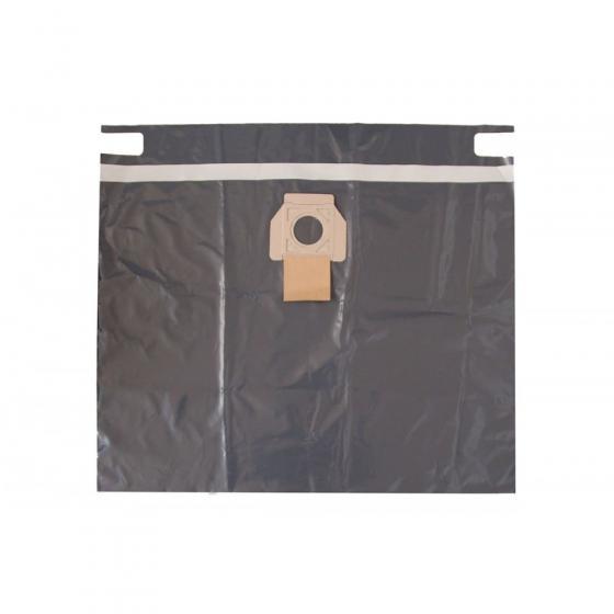 Одноразовый пластиковый мешок для Mirka DE 1230 AFC, 5шт/уп [8999110311]