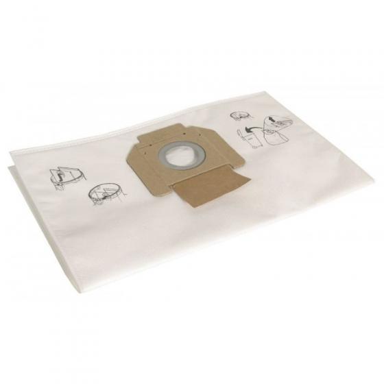 Комплект флисовых мешков для пылесосов Mirka VC 915/415, 5шт/уп [8999700211]