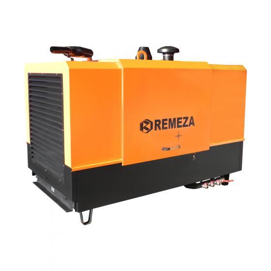 Дополнительная опция «Т» (Зимний пакет) для дизельного винтового компрессора Remeza ДК-12/12В на шасси