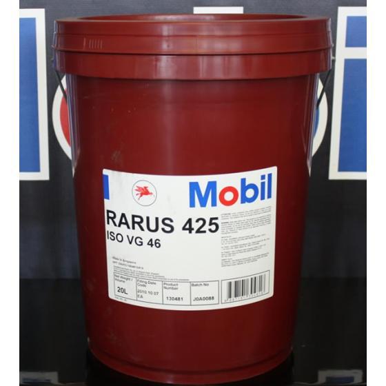 Масло Mobil Rarus 425 (20л)