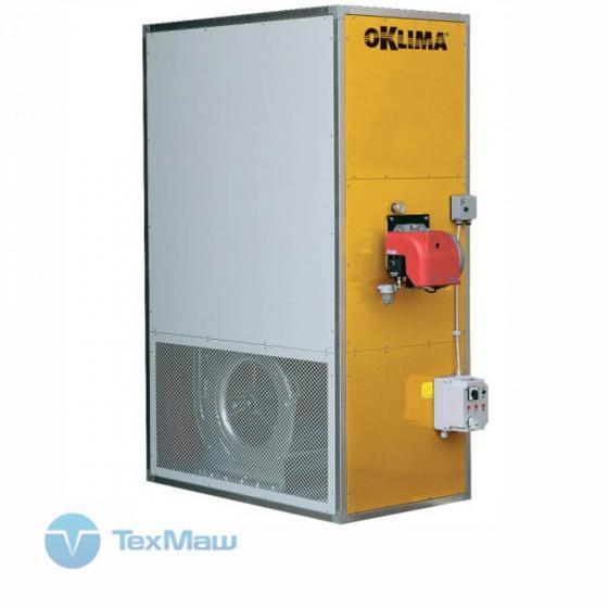 Стационарный нагреватель воздуха Oklima SP 400 (дизель)