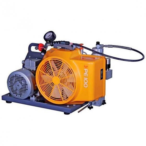 Компрессор высокого давления Bauer-Poseidon PE 100-TW-F02
