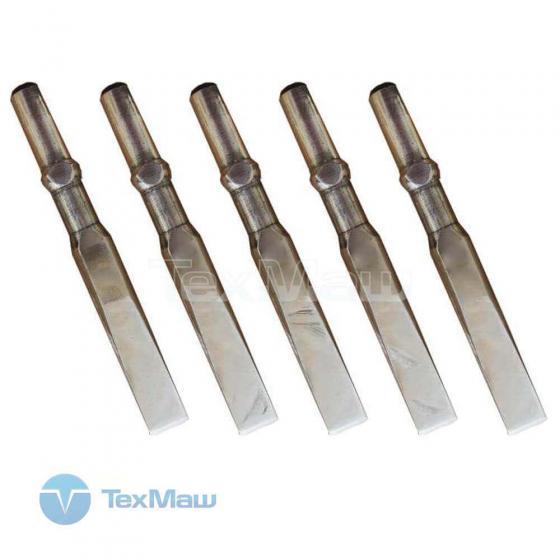 Пика-зубило L=250 мм для рубильного молотка ИП-4126