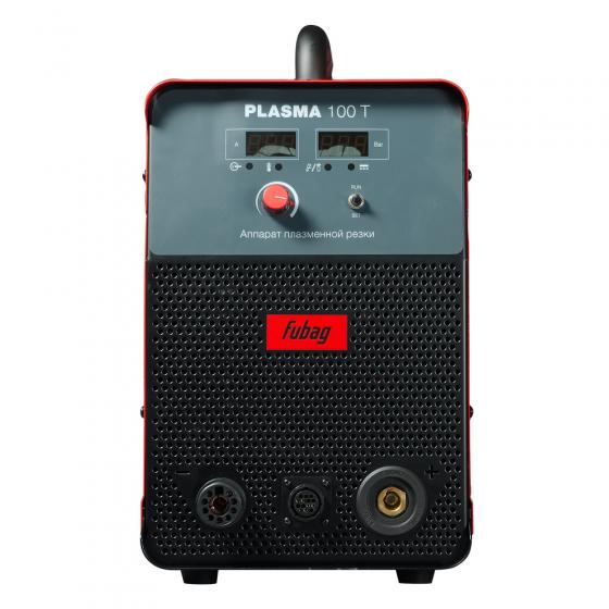 Аппарат плазменной резки FUBAG PLASMA 100 T с плазменной горелкой FB P100 6m [31463.2] (старый 38030.1, 31463.1)
