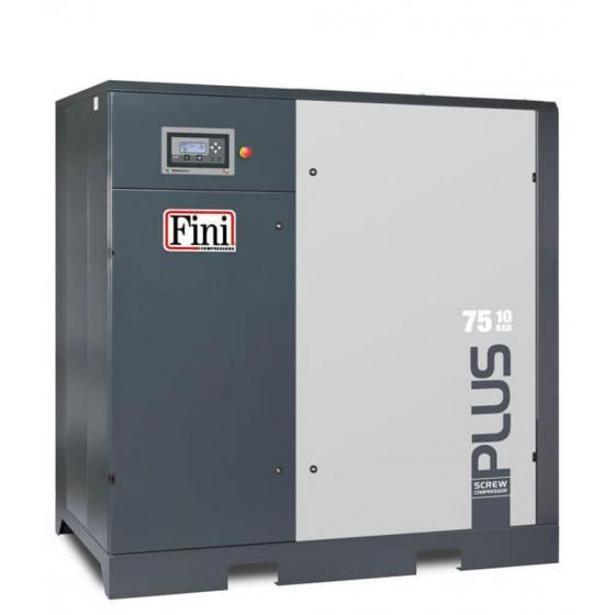 Винтовой компрессор без ресивера с частотником FINI PLUS 75-10 VS