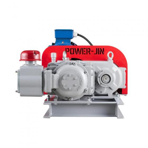 Компрессор Power-Jin 8.5 Dw - electro (New Series)