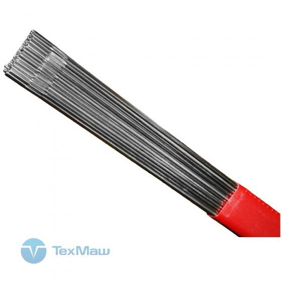 Прутки алюминиевые КЕДР TIG ER-4043 AlSi5 Ø 2.0мм (1000мм)