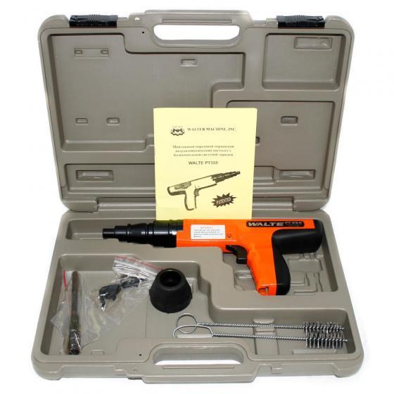 Пороховой монтажный пистолет WALTE PT355