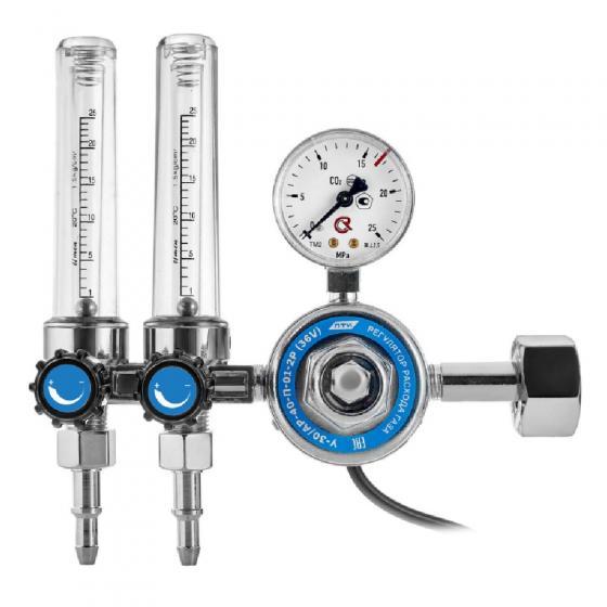 Регулятор расхода газа У-30/АР-40-П-01-2Р 36V ПТК 00000029056
