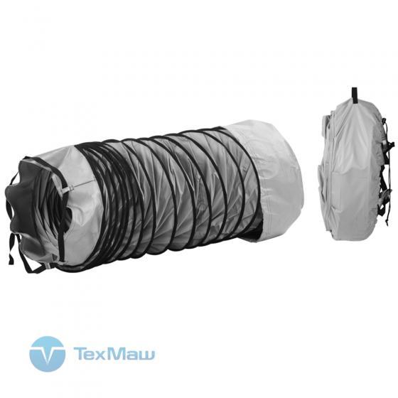 Комплект: рукав гибкий из ПВХ (6 м, Ø400 мм), сумка и фиксирующий ремень для Ballu-Biemmedue