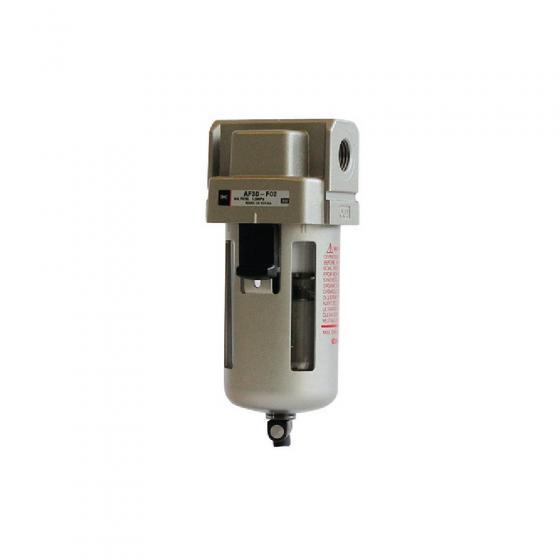 Фильтр SMC AF G1/4 с ручным сливом [AF30-F02]