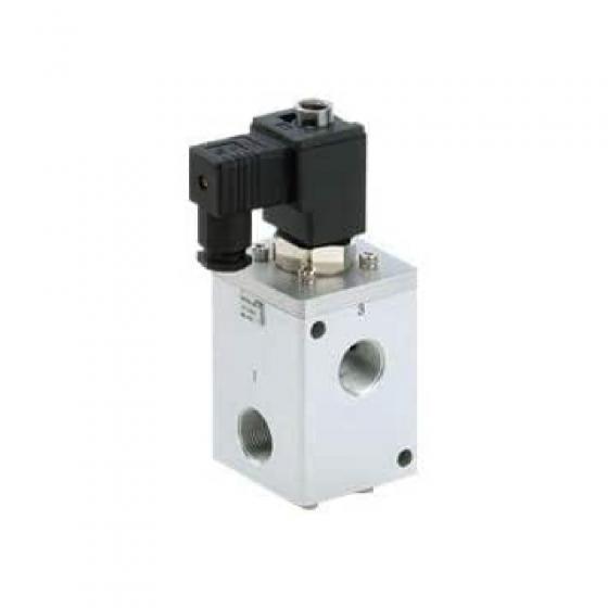 "3/2 Клапан, 5 МПа, G1/2"", 24VDC SMC [VCH410-5D-04G]"
