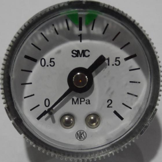 Манометр, 1/8″ SMC G46-20-01