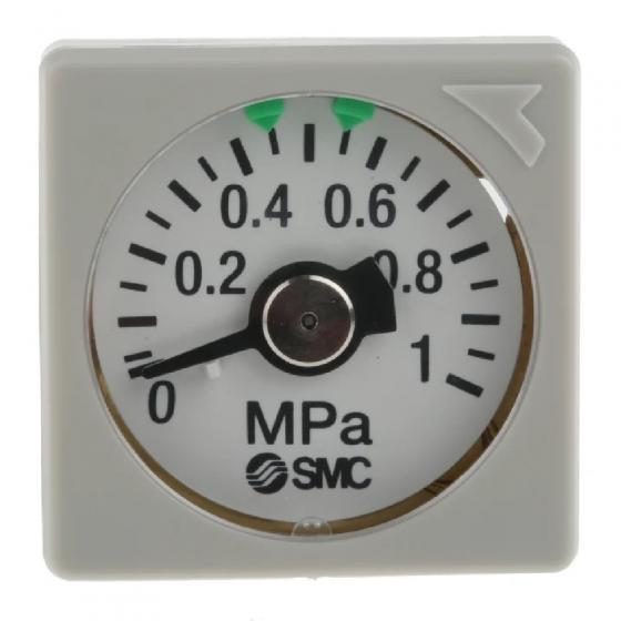 Манометр SMC GC3-10AS