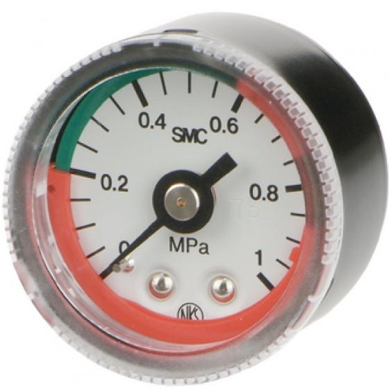 Манометр SMC GA46-10-02