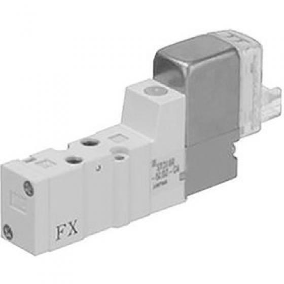 Пневмораспределитель 5/2, 24VDC SMC [SYJ3143-5LOU-Q]