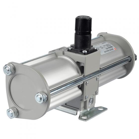 Усилитель давления, G1/2, 16 bar SMC [VBA43A-F04]