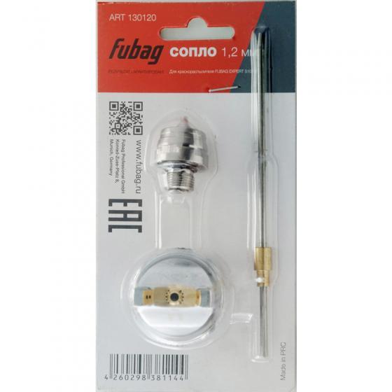 Сопло 1.2 мм для краскораспылителя FUBAG EXPERT S1000 (игла_головка_сопло)