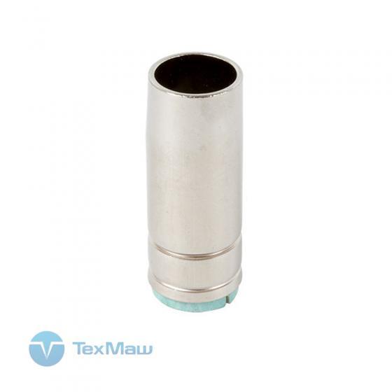 Сопло газовое (КЕДР Mig 25) Ø 18 мм, цилиндрическое