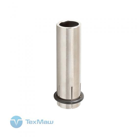Сопло газовое (КЕДР Mig 40) Ø 21 мм, цилиндрическое