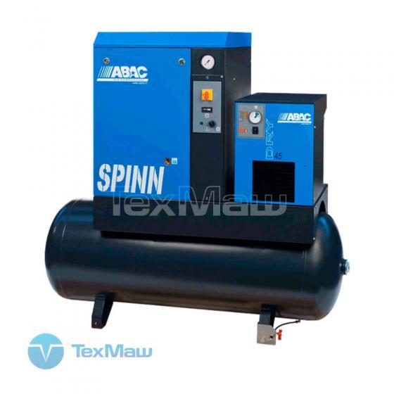 Винтовой компрессор ABAC SPINN E 2,2 - 200 V220 с осушителем
