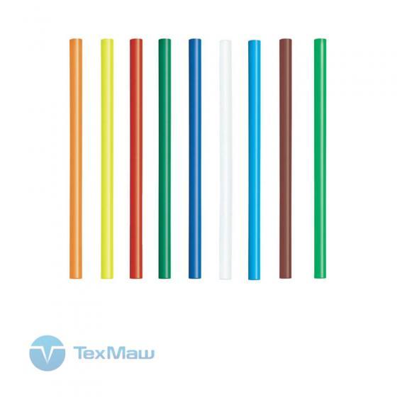Клеевые стержни Steinel 11 мм разноцветные (10 шт.)