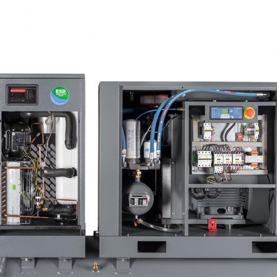 Винтовой компрессор DALGAKIRAN Tidy Compact‑7/250 ‑ 10 бар