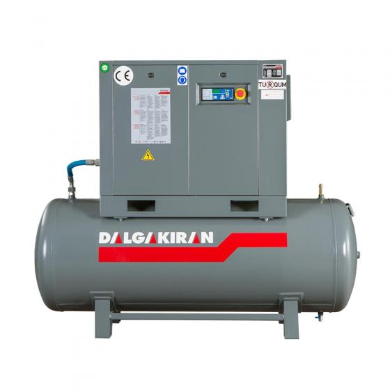 Винтовой компрессор DALGAKIRAN Tidy‑20В/500 ‑ 13 бар