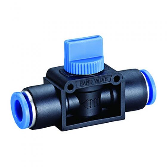 Вентиль цанговый для трубки с наружным диаметром 8 мм HVFF08-08