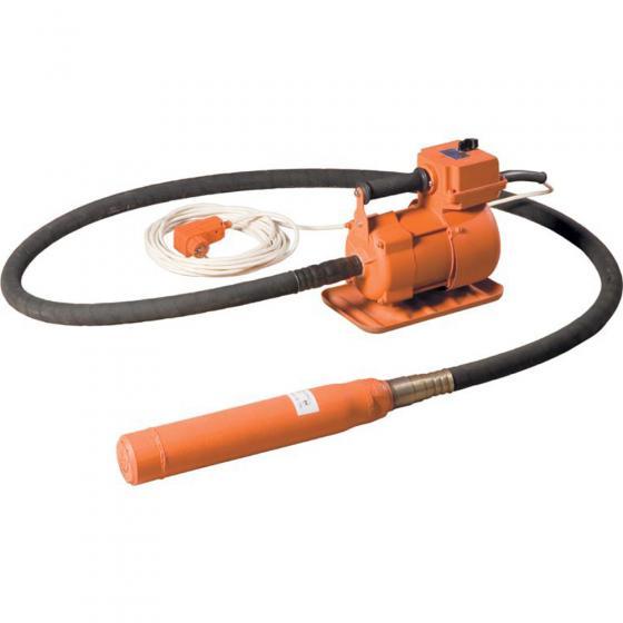 Глубинный вибратор ЭПК-1300 / 3м / 76мм / 220В / Красный Маяк