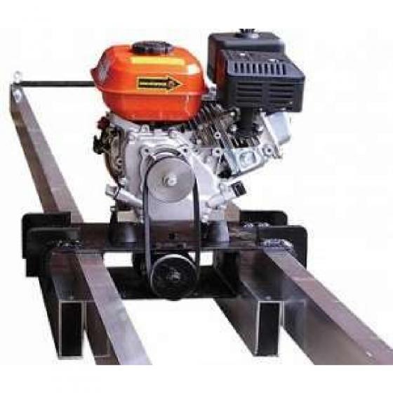 Виброрейка бензиновая ВРБ-6 (двигатель Zongshen ZS 200)