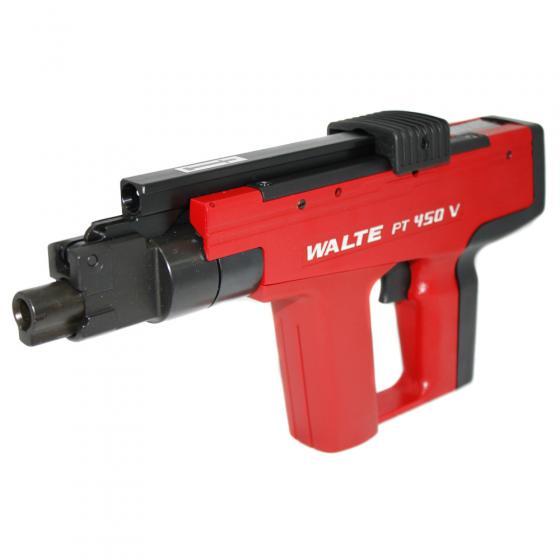 Пороховой монтажный пистолет WALTE PT450V