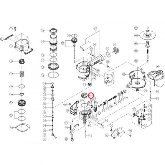 A0309-1071 Амортизатор (Yoshi CN‑57)