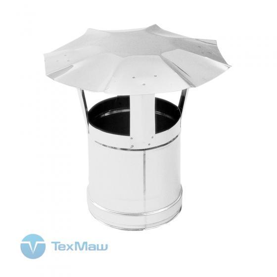 Зонт дымохода из нержавеющей стали (Ø150 мм) для теплогенераторов Ballu-Biemmedue