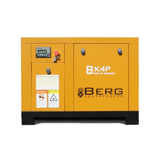Винтовой компрессор Berg ВК-4Р - 7 бар